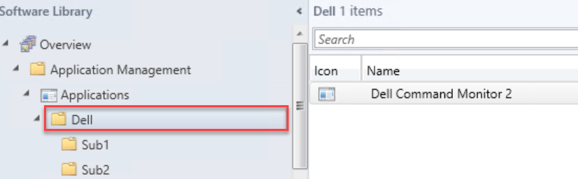 Get-ChildItem and Configuration Manager PowerShell Provider